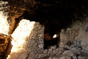 Segunda cueva utilizada como refugio pastoril